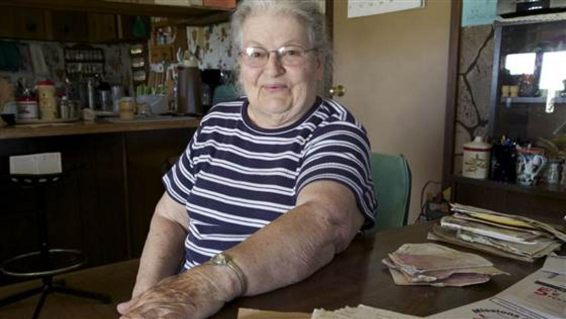 For almost 11 years, Marj Haber, 81, has been a senior companion. Twice a week she visits her clients, often taking them to the grocery store, to the senior center for lunch, or simply keeping them company for a few hours.