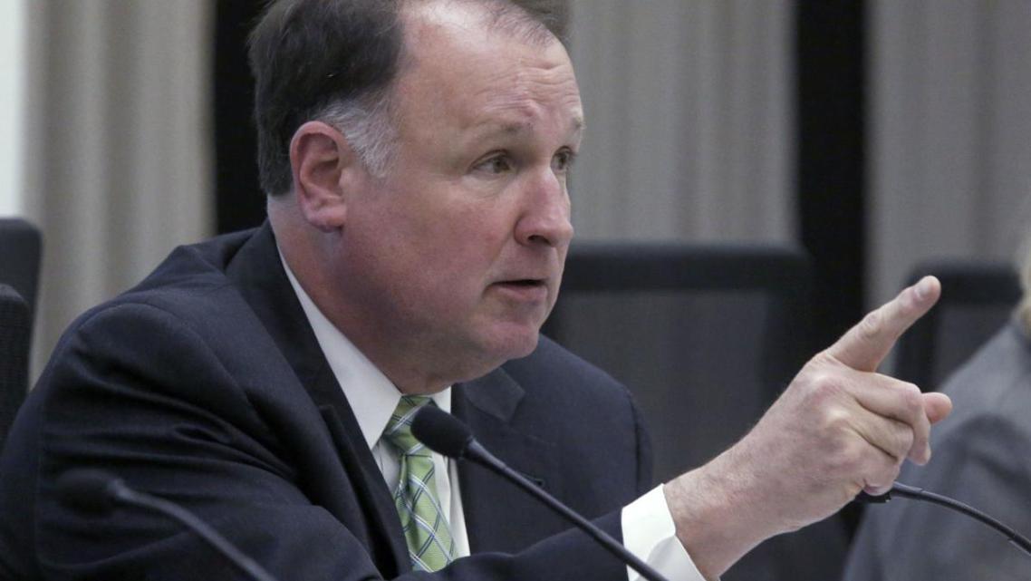 State Sen. Creigh Deeds has asked for a permanent space to continue work on mental health reform. His commission is slated to is
