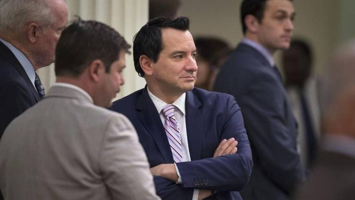 Assembly Speaker Anthony Rendon