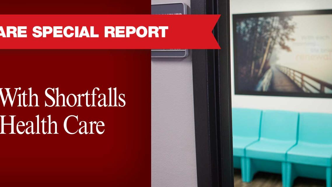 Part 2: EDs Deal With Shortfalls In Mental Health Care