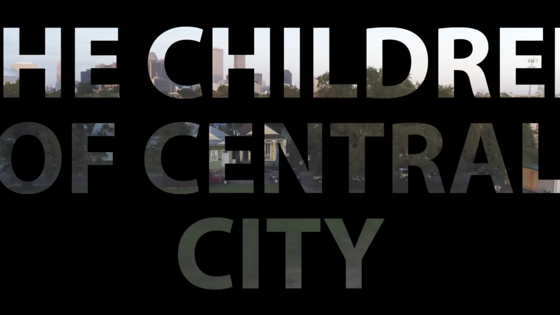 The Times-Picayune wins National Press Foundation award for 'Children of Central City'