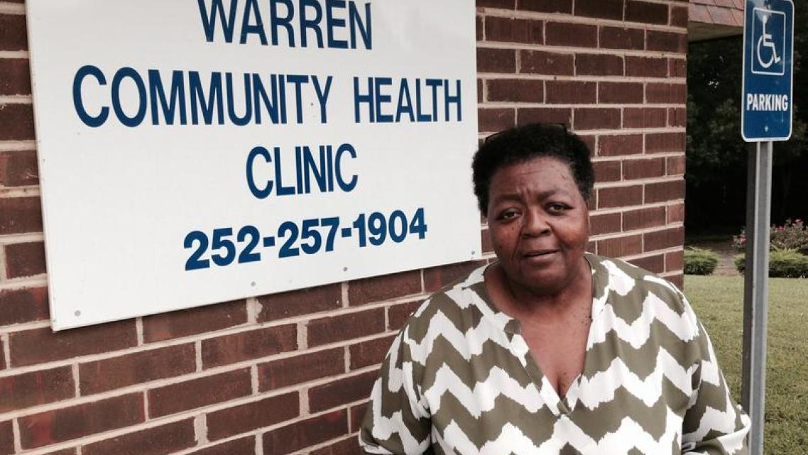 Mary Somerville co-founded the Warren Community Health Clinic and was its executive director until the clinic closed.