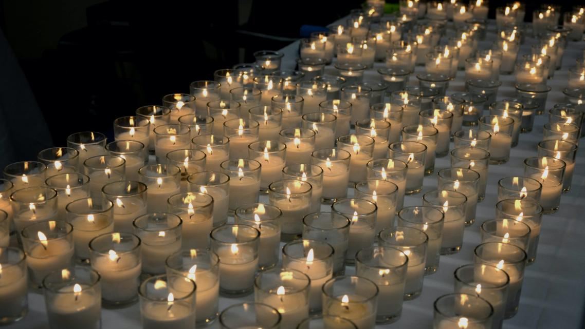 HomeFirst of Santa Clara County held a memorial service in December to remember the 161 homeless people who died in the county b