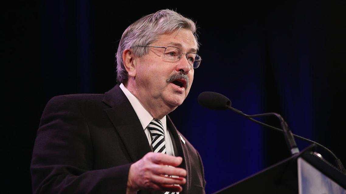 Iowa's Health and Wellness Plan, signed into law by then-Gov. Terry Branstad