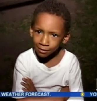 Four-Year-Old CBS 2/WBBM Interviewee