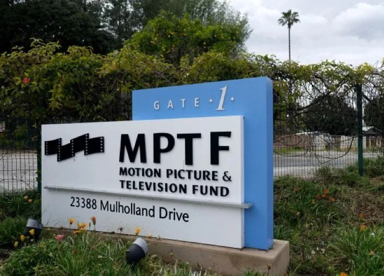 The Motion Picture and Television Fund's Wasserman Campus in Woodland Hills, CA., on Tuesday, April 7, 2020. (Photo by Dean Musgrove, Los Angeles Daily News/SCNG)