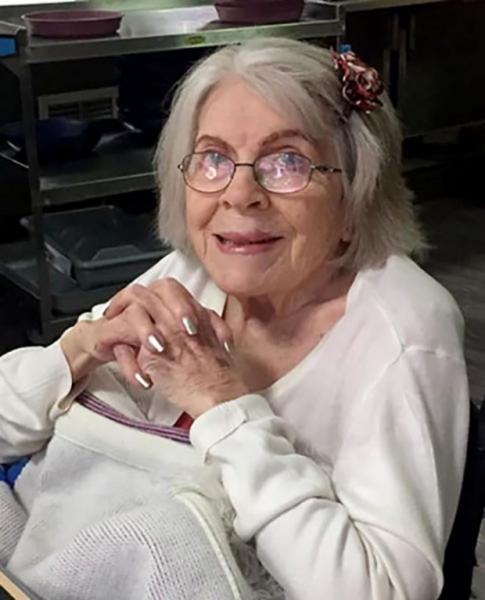 Ann Sullivan passed away on April 13th. She celebrated her 91st birthday on April 10th. (Family courtesy photo)