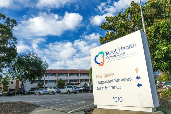 ONE-STOP SHOP Tenet Healthcare, a Dallas-based for-profit hospital owner, operates Sierra Vista Regional Medical Center in SLO, Twin Cities Community Hospital in Templeton, and a network of outpatient facilities. Photo By Jayson Mellom