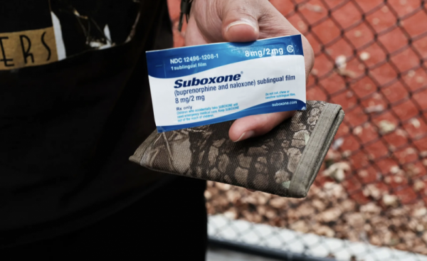 Suboxone is one of the medications that is prescribed alongside counseling as part of medication-assisted treatment for opioid addiction.  (Photo: Spencer Platt/Getty Images)