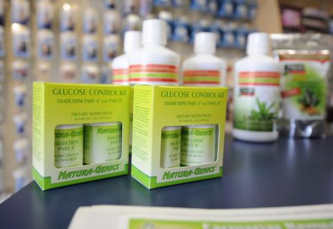 Farmacias Remedios in East Los Angeles sells over-the-counter medications and its own line of herbal remedies to the surrounding community.