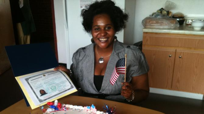 Claudine Mukankindi, a Congolese refugee in Pittsburgh, never recovered from past trauma.