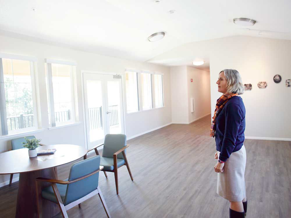 Housing Is The Best Medicine For Seniors, But Monterey