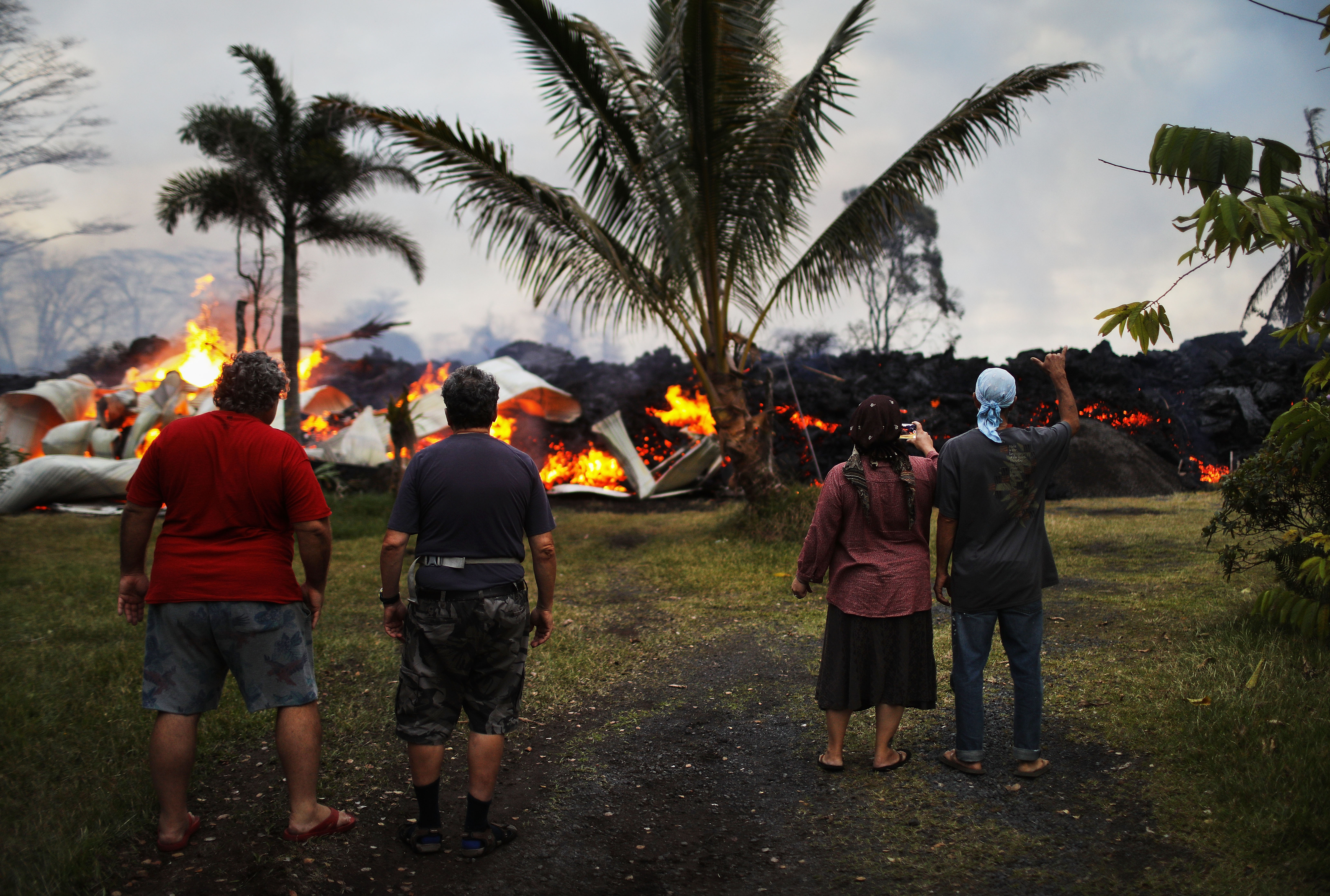 Hawaii's Spewing Volcano Is A Massive Health Crisis For