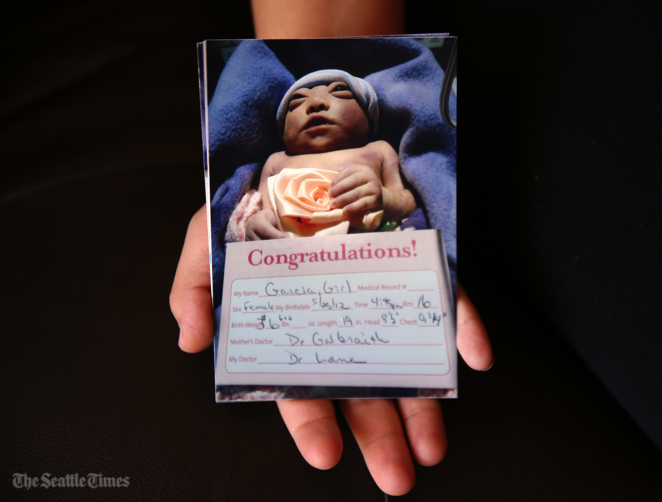 Reporting With Impact From The Frontlines Of A Fatal Birth Defects – Seattle Times Birth Announcements
