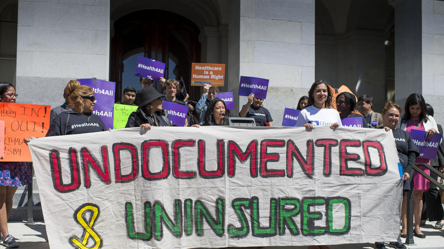 With The Story Of Immigrant Health Care Policy Changing Fast, It
