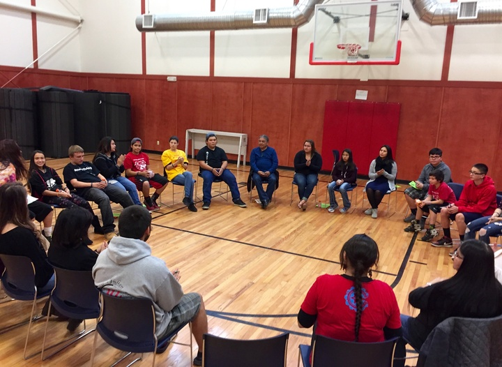 Super Yurok Students Receive Mental Health Training As Tribe Works Best Image Libraries Counlowcountryjoecom