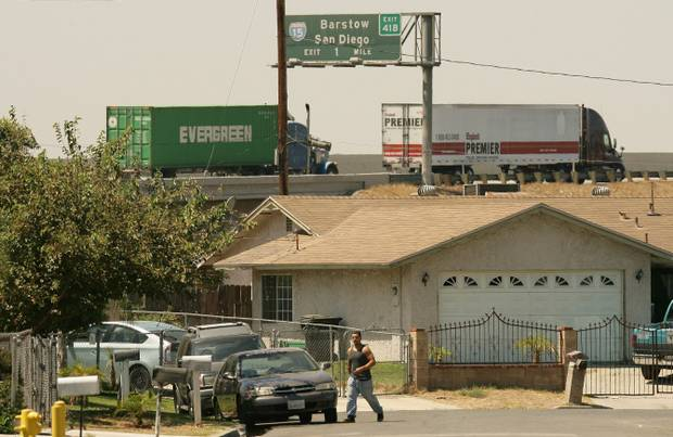 Get Air Victorville >> AIR POLLUTION: Battle still on for clean air | Center for ...