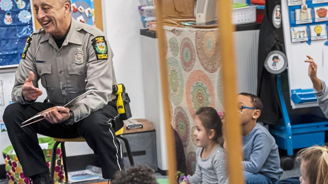 Growing up through the cracks: Policing change brings cops up close with kids in poverty