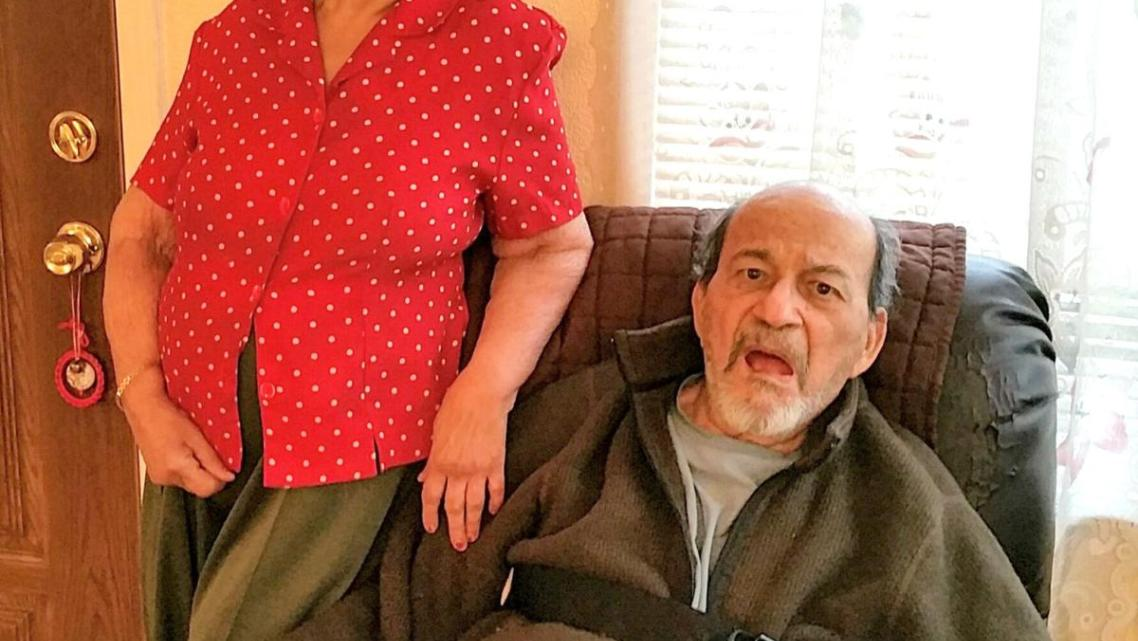 San Leandro, Calif., resident Bella Comelo, and her husband, Ernest, have written their living wills.