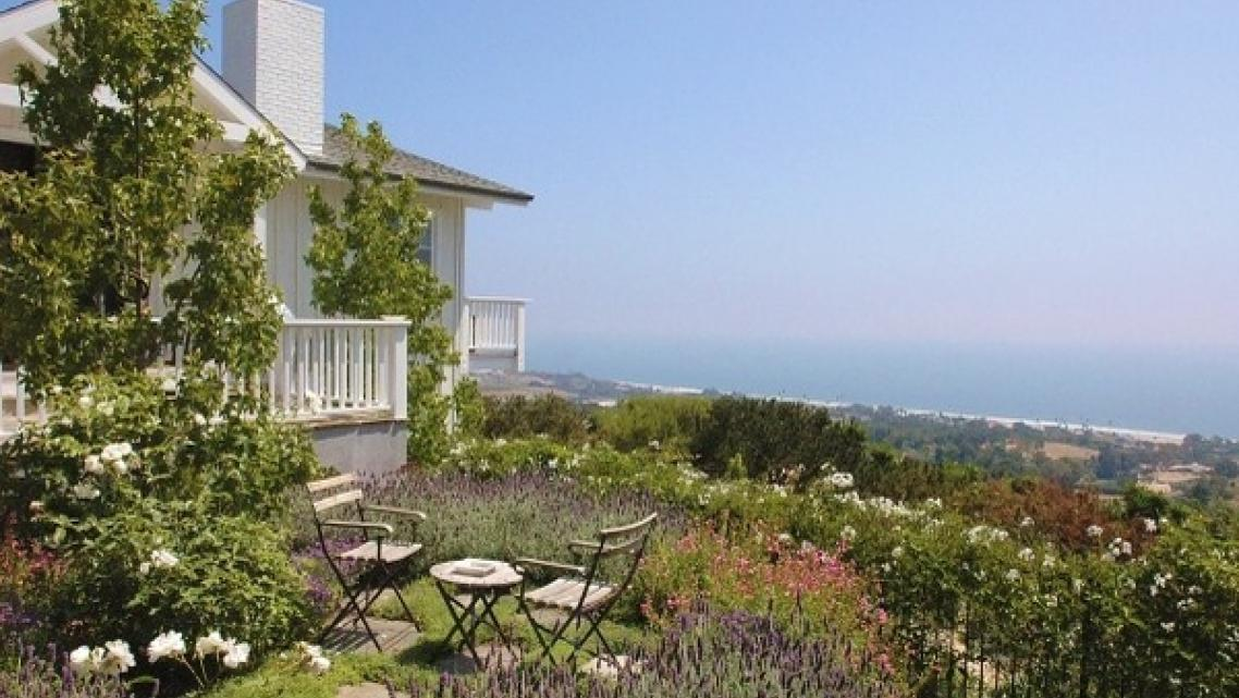 Photo: View of Cliffside Malibu, a private addiction center with a holistic approach.