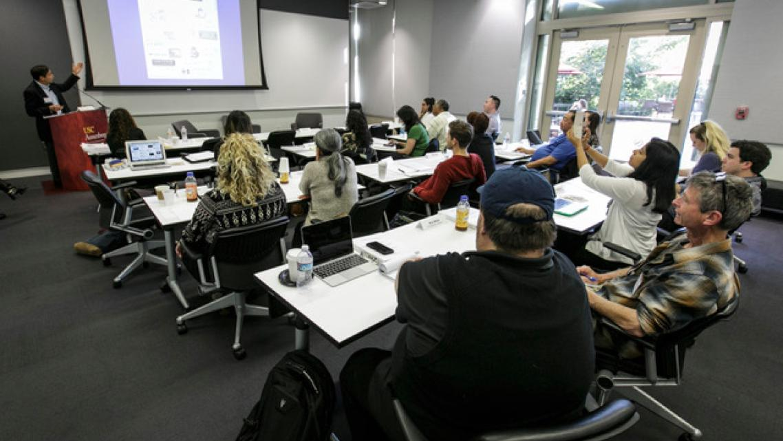 USC Annenberg Awards Fellowships, Health Data Reporting Grants to 16 Journalists