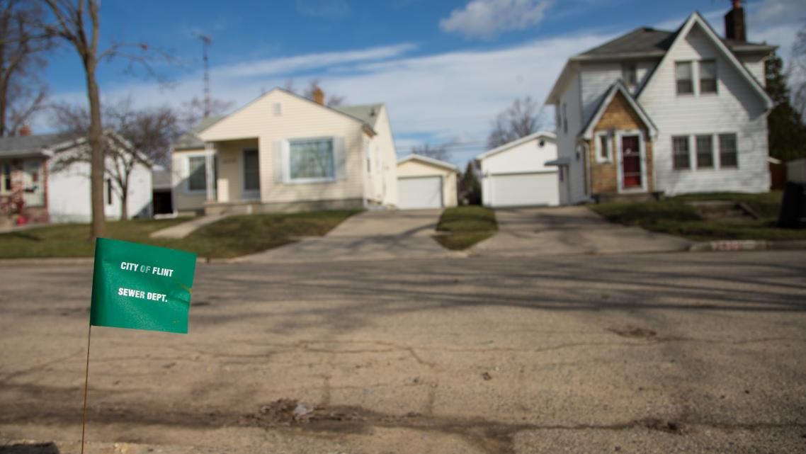During the Flint water crisis, a reliance on zip codes led researchers to understimate the threat posed by lead in the water.