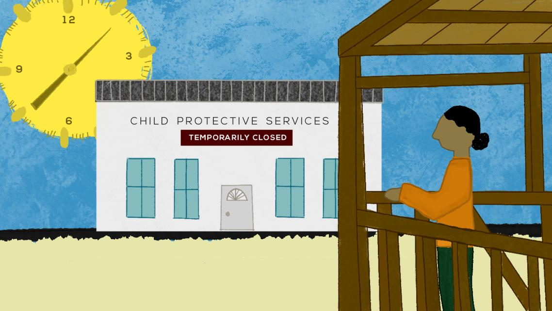 The COVID-19 pandemic has complicated strict child welfare timelines for parents of children in foster care.