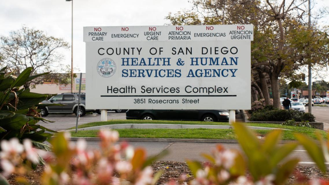 San Diego County's Health and Human Services Agency
