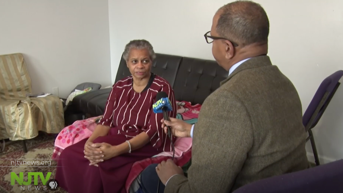 Telling the story of trauma's tragedy and treatment in Newark, New Jersey