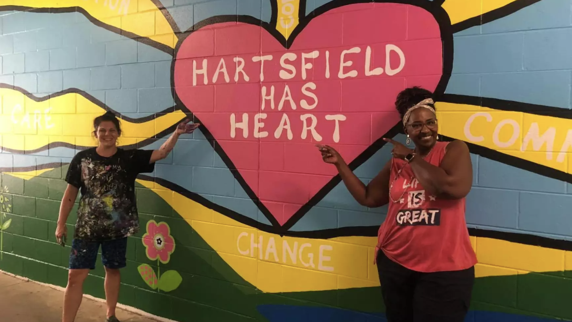 Hartsfield Elementary School in Tallahassee employs a concept called conscious discipline to help address early childhood trauma
