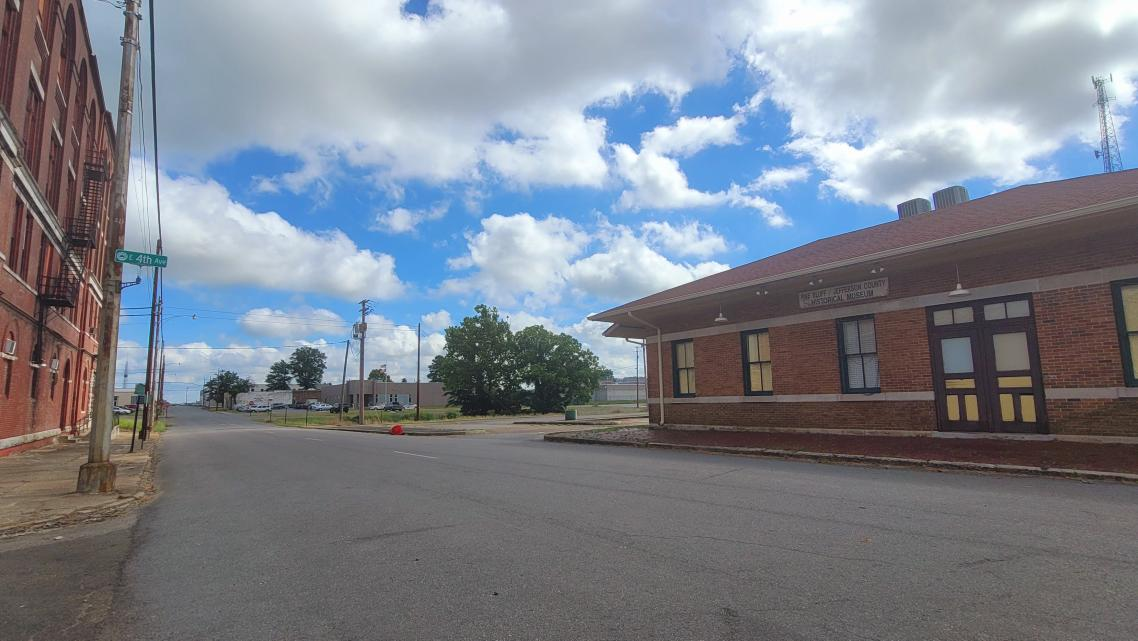 State Street in Pine Bluff will soon undergo developments that draw on the area's historic, artistic and cultural past