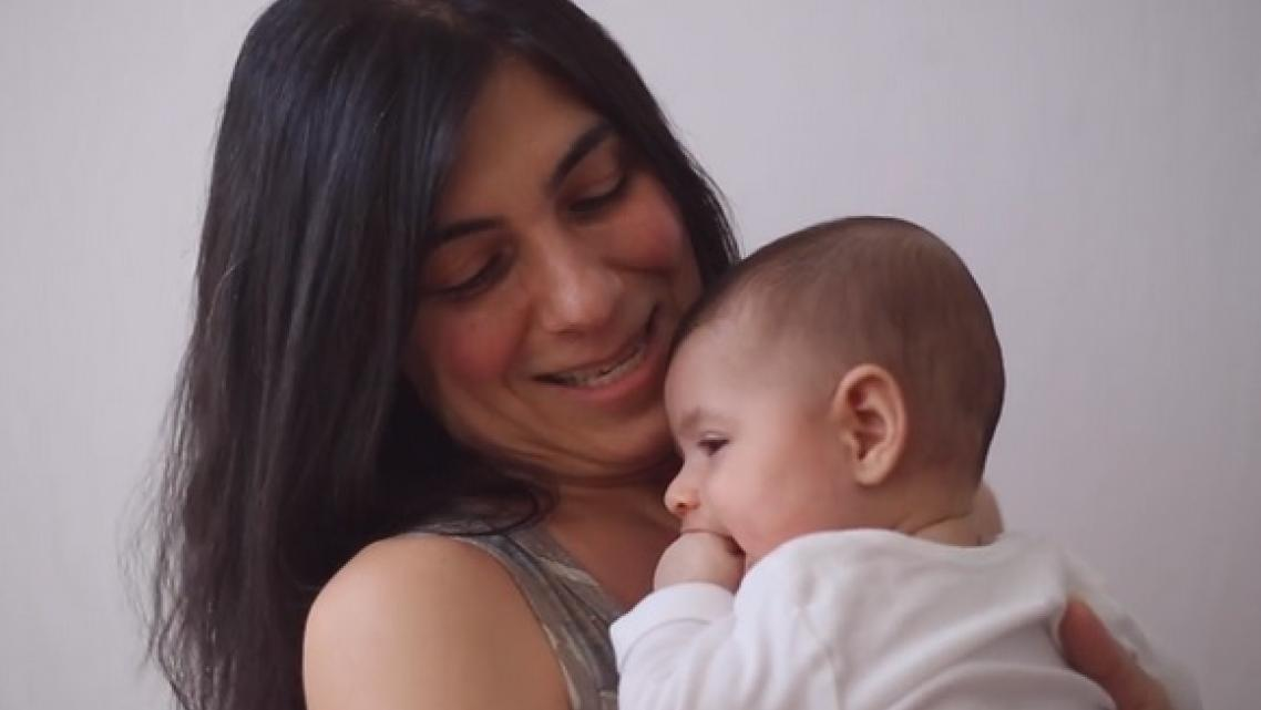 Mothers in New York told WNYC about their wide range of experiences with childbirth. (Jennifer Hsu / WNYC)