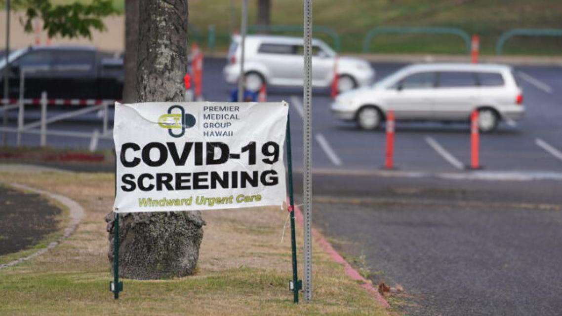 COVID-19 rates in Hawaii are going up and Pacific Islander communities are hard hit.