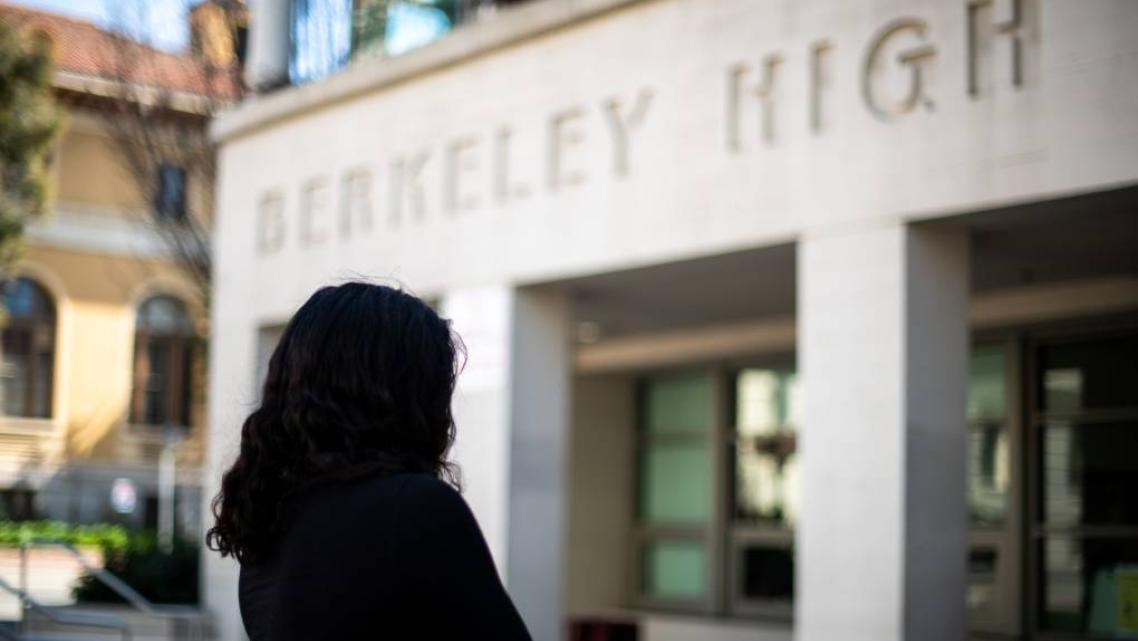 A former Berkeley High student sued the district in January 2020, alleging she was sexually assaulted by another student during