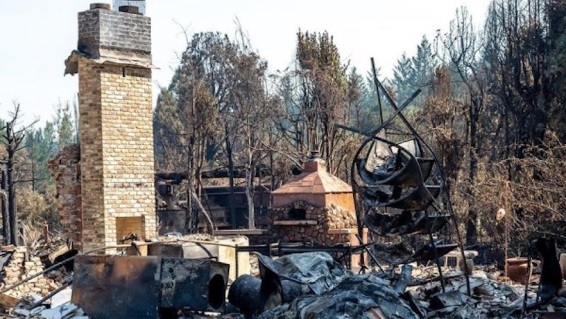 The CZU Lightning Complex fires not only destroyed hundreds of homes, but also damaged water systems operated by the San Lorenzo