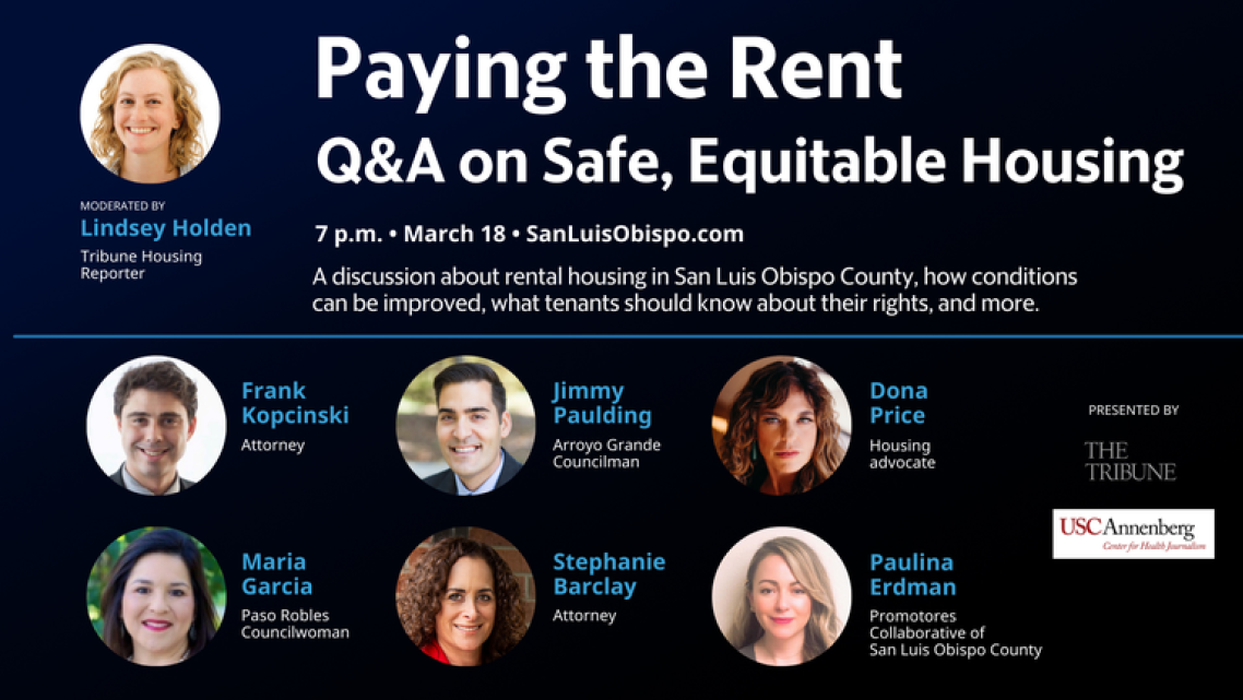 Paying the Rent Panelists