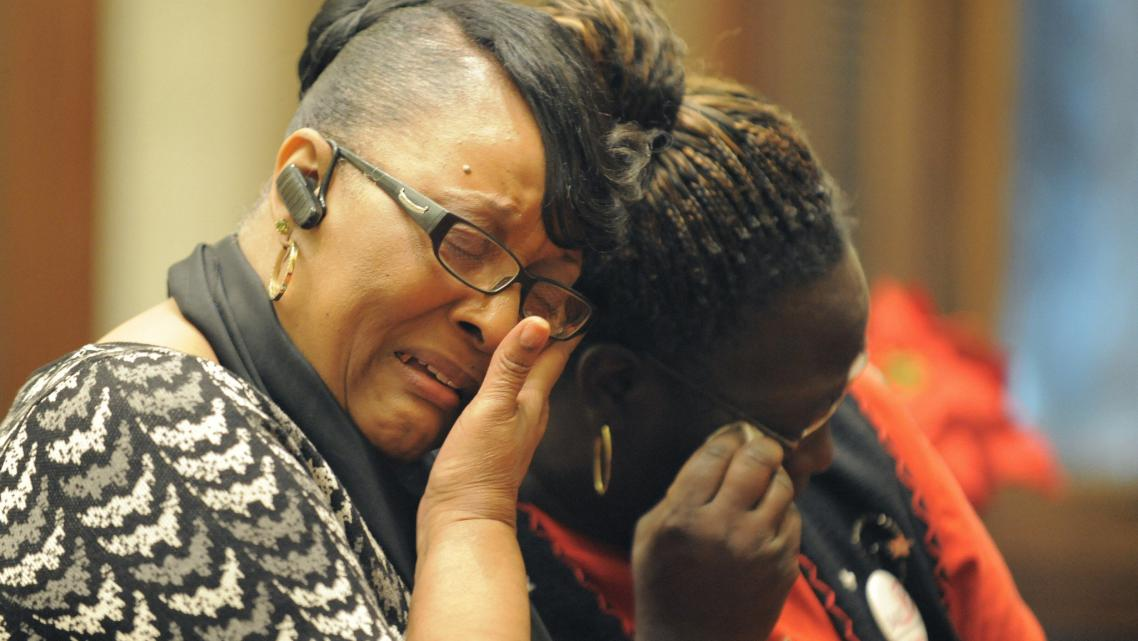 Relatives of Baltimore murder victims struggle with grief