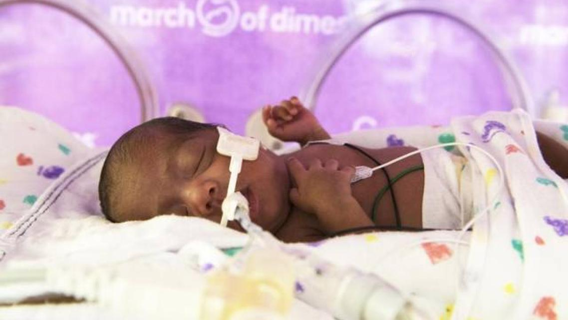 The March of Dimes released a report Wednesday on how the country and cities are faring with premature births.