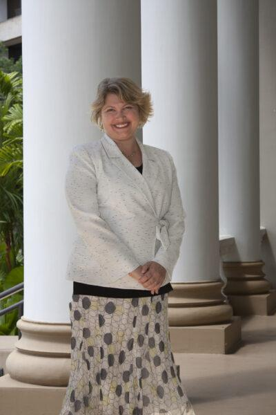 Denise Konan is Dean of the College of Social Sciences and Professor of Economics at the University of Hawaii at Manoa.