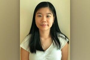 Brooklyn student Limin Li , 17, was on the receiving end of racist comments about COVID.