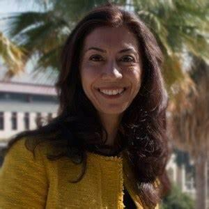 Newsha Ajami of the Stanford Woods Institute for the Environment.