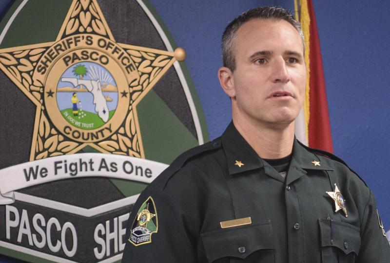 Pasco County Sheriff Chris Nocco [Times file photo]