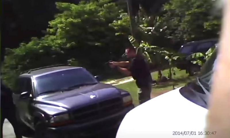Body-camera footage obtained by the Times showed officers firing at an unarmed Black man during a small-scale drug bust in 2014. The video contradicted the reason deputies had previously given for the fatal shooting. Pasco Sheriff's Office body-camera footage