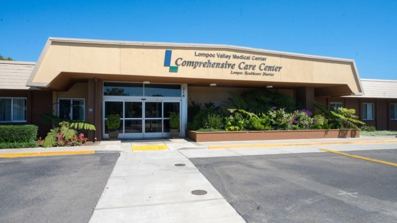 Lompoc Valley Medical Center's Comprehensive Care Center at 216 N. Third St. in Lompoc. (Contributed photo)