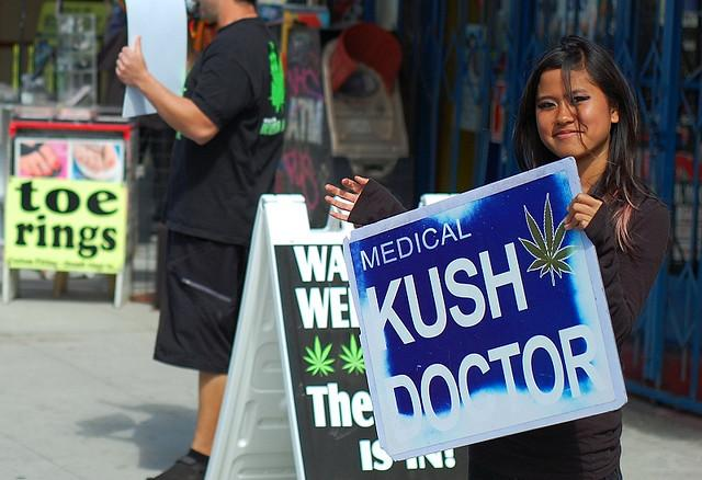 kush doctor, medical marijuana, william heisel, lawrence hansen, reporting on health, health journalism, doctor oversight