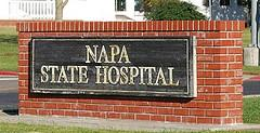 reporting on health napa state hospital