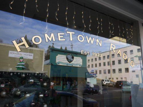 Broadcasting from downtown Jackson, Calif., KVGC Hometown Radio is one of Amador's local news sources. Photo: Craig Howell/Flickr.