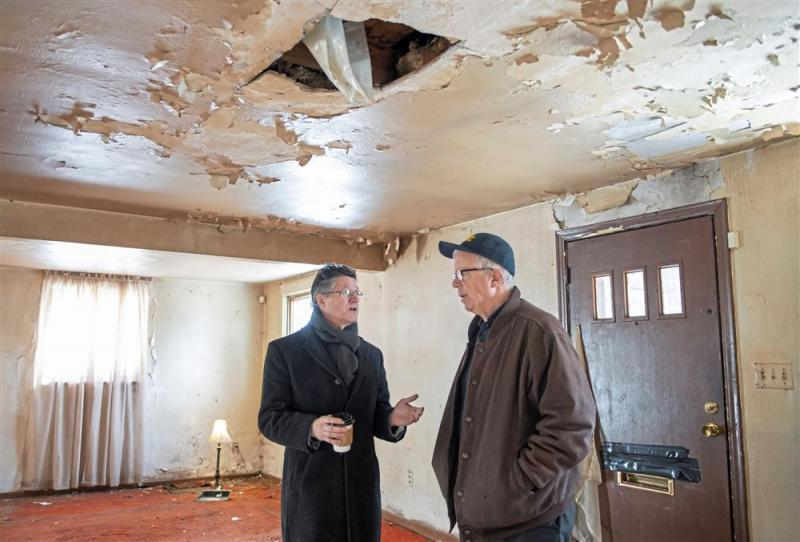 """""""There was a time when people would be lucky to get what they paid for a house in Garfield,"""" said Rick Swartz, executive director of the Bloomfield-Garfield Corporation, """"but now people are experiencing windfalls."""""""