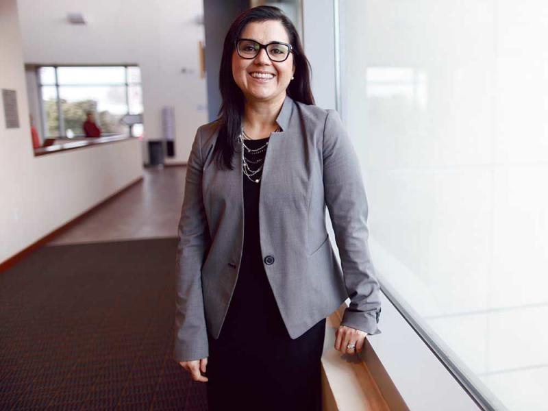 County Health Department Director Elsa Jimenez says supporting those patients who use medical care the most with caseworkers will eventually reduce health care costs, freeing up money that can be used for other needs, like housing.