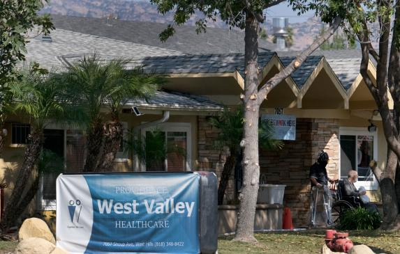 West Valley Post Acute in Los Angeles' West Hills community.